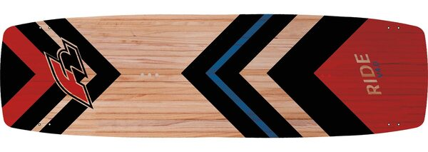 kiteboard_ride_V4.0_red_wood_lightwind_top_graphic